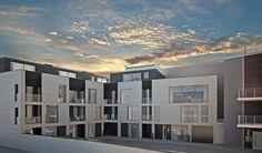 Tigg Coll Architects :: Battersea Square Mews