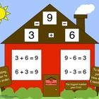 This is a great reference tool to help your students demonstrate the inverse relationship between addition and subtraction, and to encourage mental...