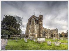 St Marys Church by Nigel Lomas on 500px