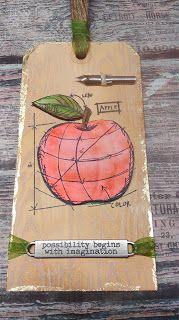 Mi kreative verd  12 tags of 2015 november