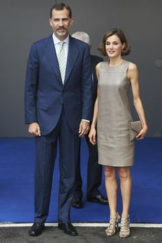 Queens & Princesses - King Felipe and Letizia Queen attended 25 years of Mediaset (audiovisual group in Spain) in Madrid.
