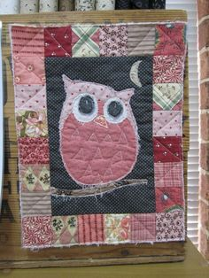 Little Owl Quilt