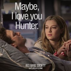 "S1 Ep11 ""The Guilted Age"" - #RedBandSociety"