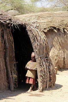 Tanzania. Masai Village.