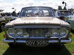 Ford Zodiac Mk 3 :-)  ........ checkfred.com .......