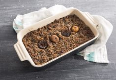 Fig and chestnut stuffing recipe