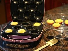 Babycakes - Mini Cupcake Maker recipes
