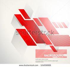 Red Abstract Stock Vectors & Vector Clip Art | Shutterstock