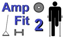 AmpFit Episode 2 - The Planck and Stretches for Above Knee Amputees
