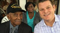Stranger Helps Evicted 90-Year-Old Veteran Buy Back Home in Time for Holidays