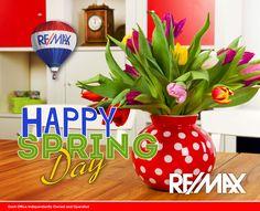 Happy Spring Day. #remaxsa