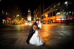 Cara & Scott @ Hotel Lafayette – Buffalo, NY Wedding Photography