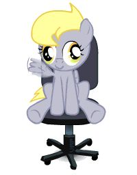 Derpy - my-little-pony-friendship-is-magic Photo/ I would do this if I was a…