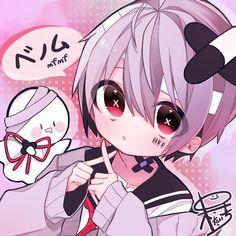 Vocaloid, Anime Guys, Manga Anime, Cute Anime Pics, Girl Sketch, Cute Icons, Pretty And Cute, Aesthetic Anime, Anime Couples