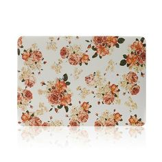 "New Fashion Special Flower Design Chinese Style Rubberized Skin Hard Case Sleeve for Macbook Pro 15.4"" 15inch Retina A1398-in Laptop Bags & Cases from Electronics on Aliexpress.com 