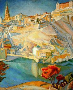 Toledo por Rivera