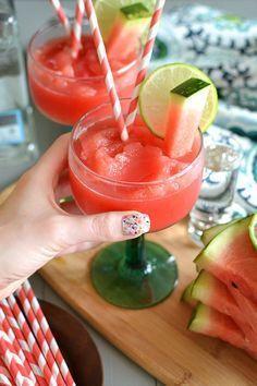 21 Day Fix Watermelon Margarita