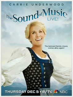 Family, Faith, and Fridays: The Sound of Music Live! I watched it was so good one of the only family movies with lot's of kid's!