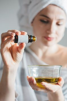 How To Deep Condition Hair with Olive Oil   http://helloglow.co/olive-oil-hair-treatment/
