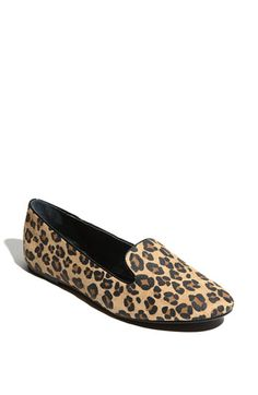 found this at nordstroms today!  i need leopard print flats this season!  especially grand dad loafer looking like!  must get these! $59.95