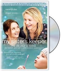 PN 1997.2 .M97 2009 - My Sister's Keeper (Ma vie pour la tienne) [DVD] (2009) War - Image provided by: http://www.amazon.com/dp/B002Q4GIHC/ref=cm_sw_r_pi_dp_y9vdxb04X8KCT