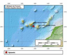 Erdbeben vor Teneriffa