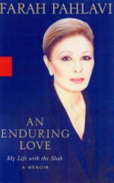 An Enduring Love, Farah Pahlavi - Shop Online for Books in NZ