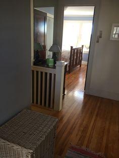 Upstairs hallway from bathroom exit  11/15 104c