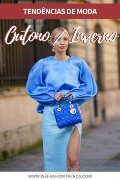 Cada estação traz sua parcela de tendências da moda. As do outono-inverno 2020-2021 não poderia ser menos inspiradora e colorida!