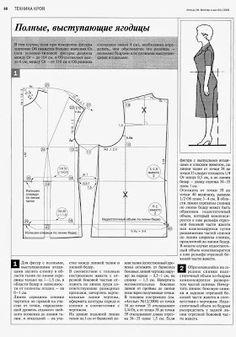 modelists books body: rus paterns