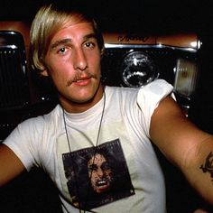 """""""Art of the McConaissance,"""" a Mediander post featuring Matthew McConaughey, """"Dazed and Confused,"""" """"Dallas Buyers Club"""" and more."""