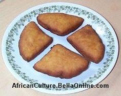 Mandazi - East African Donut Recipe