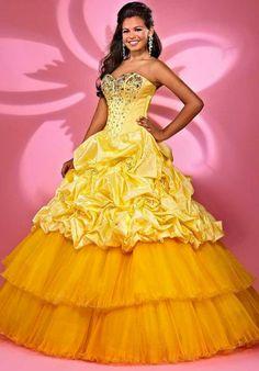 Landa Quinceanera Dress AQ20 at Peaches Boutique