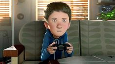 """CGI Animated Short Film HD: """"The Present Short Film"""" by Jacob Frey. Disney offered a job to the student that created this animation. Ice Watch, Cgi, Picture Music Video, Cry Like A Baby, Movie Talk, Film D'animation, Cute Puppy Videos, Sound Design, Trends"""