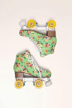 #rollerblades #flowery #farm