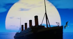 Titanic was the world's most largest and most expensive ship of its time. The Journey of Titanic was started from England to reach New York City in America. Know more interesting facts about Titanic incident. Titanic Ship, Titanic Movie, Rms Titanic, Facts For Kids, Fun Facts, Random Facts, Titanic Deaths, Boat Insurance, British History