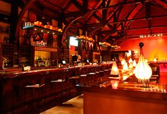 Ceviche Tapas Bar & Restaurant - great architecture and food