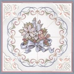 Anns Paper Art: New November patterns Embroidery Cards, Cross Stitch Embroidery, Sewing Cards, Paper Frames, String Art, Paper Art, Projects To Try, Card Making, Photos
