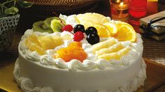 #Fruit #Creamy #Cake #Wallpaper http://goo.gl/fb/S7uBgs  #rendom
