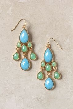 Field Notes: by Kels + Emma  http://www.kelsandemma.blogspot.com  #spring #garden #party  muddled mint dangles earrings