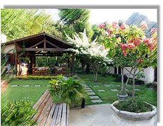 Jardim lindo <3