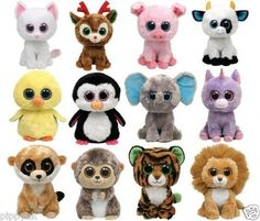 Beanie Boos are an inexpensive hit for 6-10 year olds!