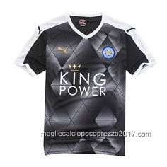 Maglia away Leicester City 2015-16