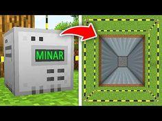 DISEÑANDO LA MEJOR MAQUINA DE MINERIA EN MINECRAFT | VIDEOS DE MINECRAFT