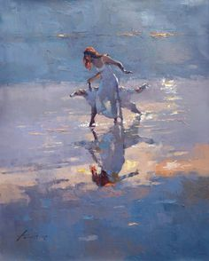 Oil painting by Alexei Zaitsev