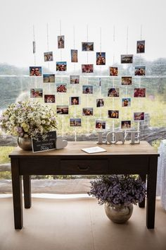 Decor - Wedding Decor - Decoração de Casamento - Decoração Fofa de Casamento - Fotos do Casal - Decor Rustico Chique: