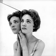 Cecil BEATON :: Julie Andrews | no date   #mirror