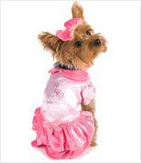 Velvet Princess Pink Dog Costume | Dog Costumes | Marilyn Muttroe