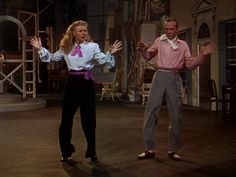The Barkleys of Broadway, 1949. By Charles Walters with Fred Astaire, Ginger Rogers, Oscar Levant and Jacques François.