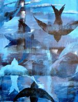 Swallow Pattern by HaleyGottardo